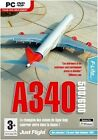A340-500 600 Expansion Pack for Fs2004 FSX PC DVD Video Game Simulation