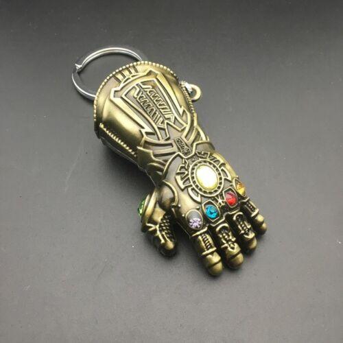 Llaveros Guantelete del Infinito Thanos Avengers Infinity gauntlet Keychain