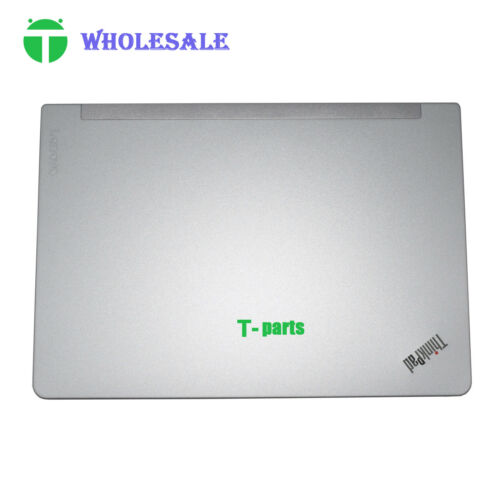13 LCD Back Cover Rear Lid Silver New 37PS8LCLV10 for Lenovo ThinkPad New S2