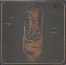 """1993 TRAVIS* 7"""" 33rpm C'est La Narcoleptic / L dot Y Indie post-punk Mint Minus"""