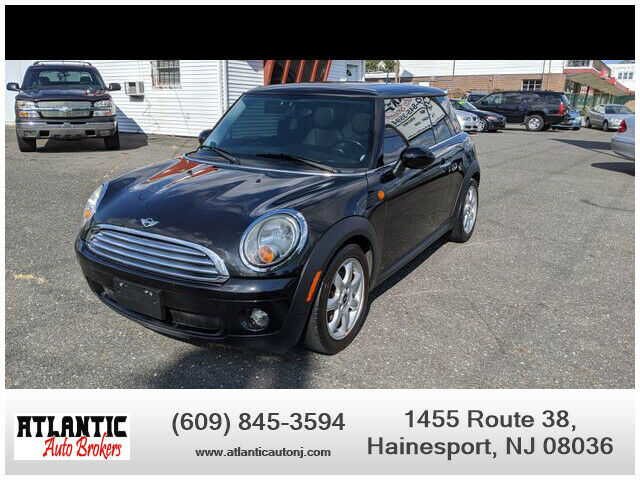 2010 MINI Cooper Cooper Hatchback 2D
