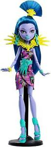 Monster High Ghouls Getaway Jane Boolittle Doll 887961251456