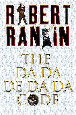 """""""AS NEW"""" Rankin, Robert, The Da-Da-De-Da-Da Code (GOLLANCZ S.F.), Hardcover Book"""