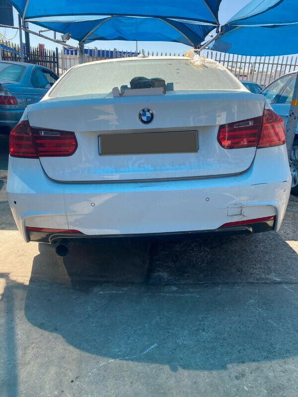 BMW F30 320i Now in for stripping