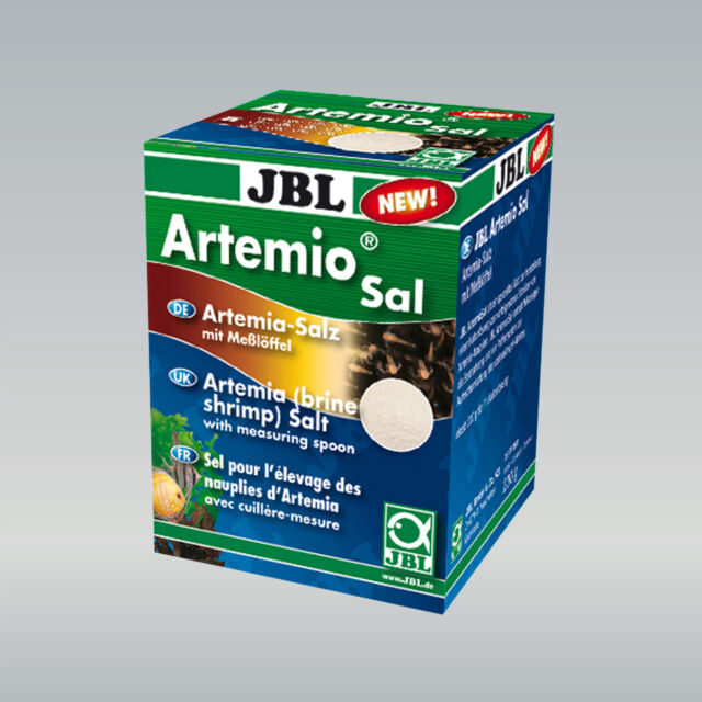 JBL ArtemioSal 230 g Spezialsalz mit Mikroalgen zur Kultivirung von Artemia