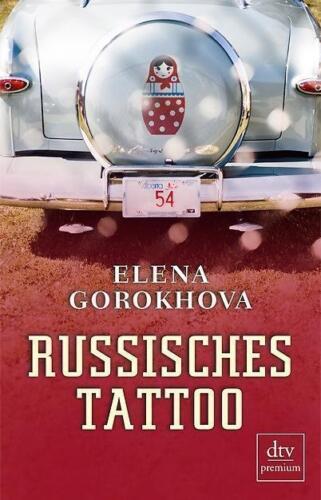 1 von 1 - Gorokhova, Elena - Russisches Tattoo (dtv Fortsetzungsnummer 0) //1