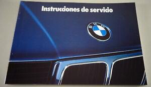 Bmw 535i manual de mantenimiento