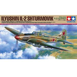 Tamiya-61113-Ilyushin-Il-2-Shturmovik-1-48