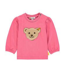 STEIFF® Mädchen Tunika Shirt Herzen Bär Gr 62-86 F//S 2020 NEU!