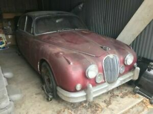 1961 Jaguar Mk 2, (see picture showing the underneath)