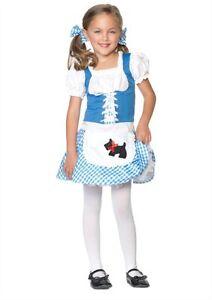 Darling Dorothy Wizard of Oz Child Costume, X-Small   eBay