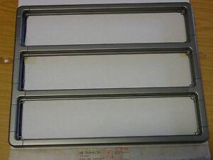Siedle-KR-514-03-AT-Kombi-Rahmen-12-fach-titan-KR514-03AT