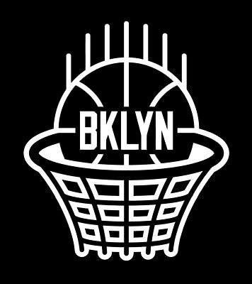 Brooklyn Nets Concept Logo Shirt Bk Bklyn New York Jay Z Lin Russell New Jersey Ebay