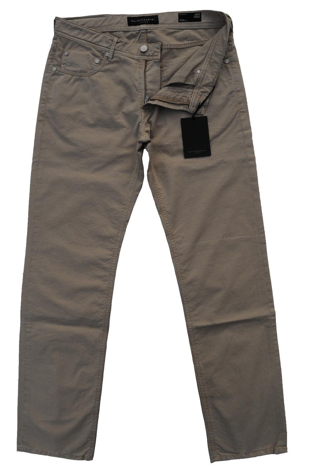 NEUF 99 34/34 Baldessarini jeans beige clair pantalon REGULAR FIT 99 NEUF e4c2dc