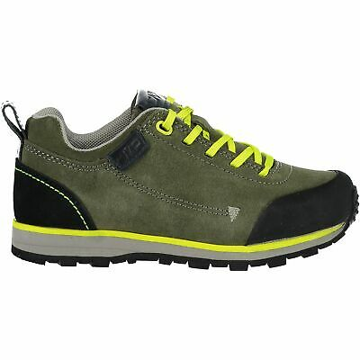 Flight Tracker Cmp Scarponcini Outdoorschuh Kids Elettra Low Hiking Shoes Wp Verde Impermeabile-mostra Il Titolo Originale