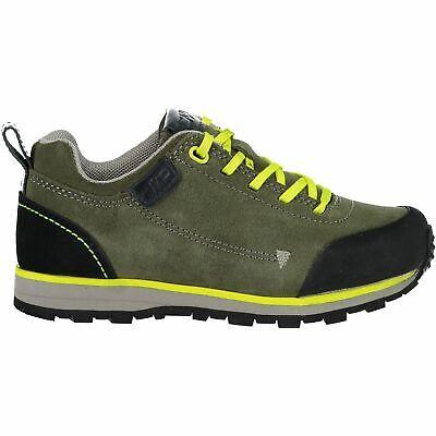 Flight Tracker Cmp Scarponcini Outdoorschuh Kids Elettra Low Hiking Shoes Wp Verde Impermeabile-mostra Il Titolo Originale
