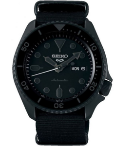 Seiko-5-Gents-Automatic-Divers-Style-Sports-Watch-SRPD79K1-NEW