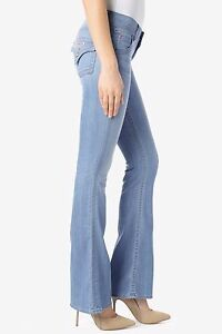 418d2488516 NWT HUDSON I'VE GOT SOUL Signature Bootcut Mid-Rise Jeans 29 BRAND ...
