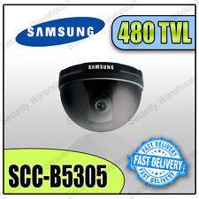 F5 Samsung SCC-B5305 Mini CCTV Fixed DOME Colour DIGITAL CAMERA 480TVL 8mm Lens