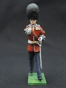 54mm Metal Toy Soldier - Scots Guard Baton LMS49