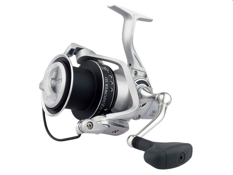 Ryobi Proskyer Aquapower SD Carp reel No free spool sys. Mulinello