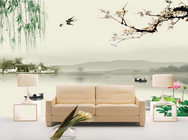 3D Spring Scenery 73 Wall Paper Murals Wall Print Wall Wallpaper Mural AU Kyra