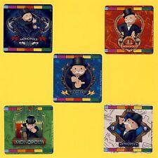 15 Monopoly - Large Stickers - Party Favors - Rewards