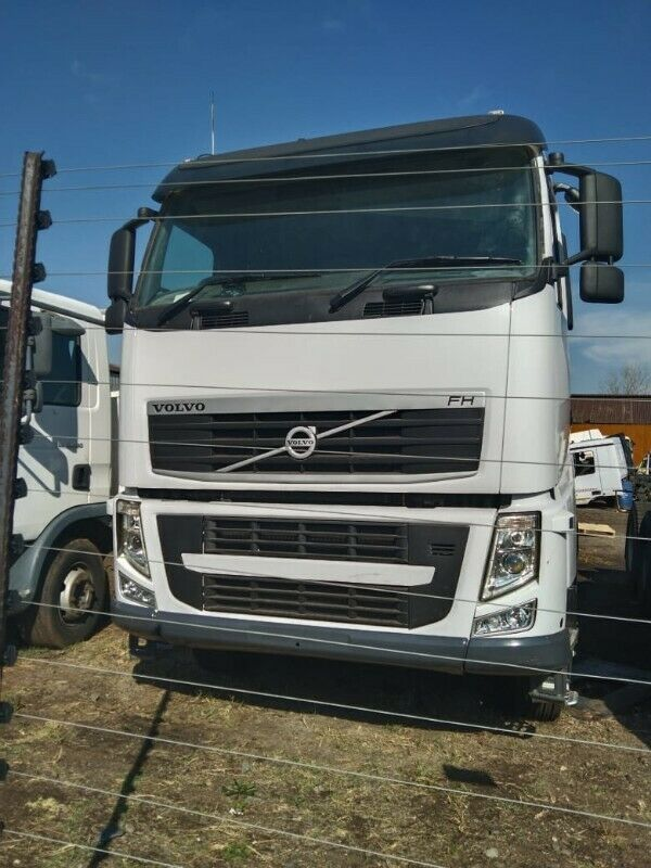 Volvo long chassis available. Call: 0768372075