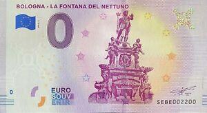 BILLET-0-EURO-BOLOGNA-LA-FONTANA-DEL-NETTUNO-ITALIE-2019-NUMERO-2200