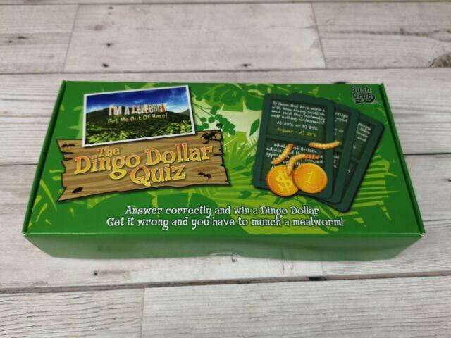 The Dingo Dollar Quiz