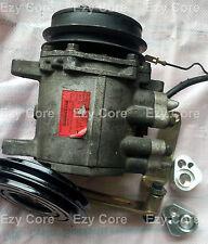 Mitsubishi MSC60C AC compressor for 1999 - 2008 Perodua Kancil