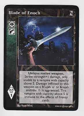 Blade of Enoch VTES CCG Mixed