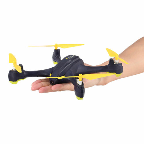 FPV Plus RC Quadcopter Headless 720P Follow Me GPS APP+Transmitter Hubsan H507A