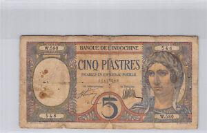 Indochine-5-Piastres-1927-1931-W-580-n-14490548-Pick-49b