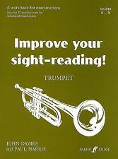 Improve Your Sight-Reading! Trumpet 5-8 Davies, J & Harris, P Trumpet Teaching M
