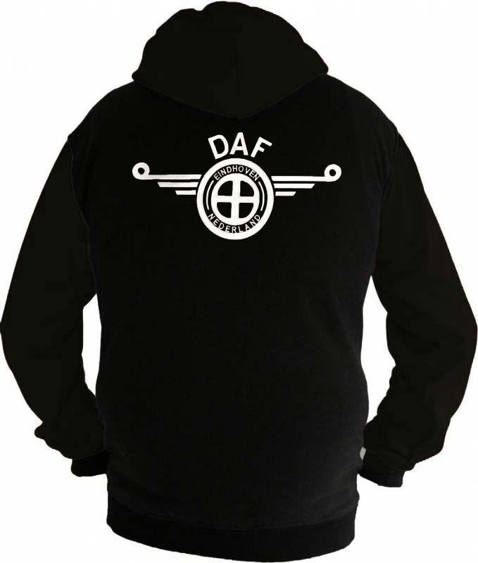 DAF Fan Kapuzenjacke Sweatshirt  Hoodie Lieferz. ca. 8 Tage