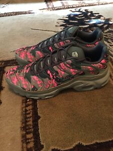 low priced dc74a ee005 Details about Nike Air Max Plus C Neutral Olive/Sequoia AJ4858-200 Men's  Size 13