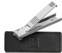 Zwilling Twin S Nail Clipper 42440-000 With Case, Clippers, Stainless Steel