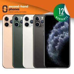 Apple iPhone 11 PRO (2019) 64/256/512GB Sbloccato Grigio/Oro/Argento/Verde Midnight