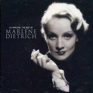 Marlene-Dietrich-Lili-Marlene-Best-of-Marlene-Dietrich-New-CD