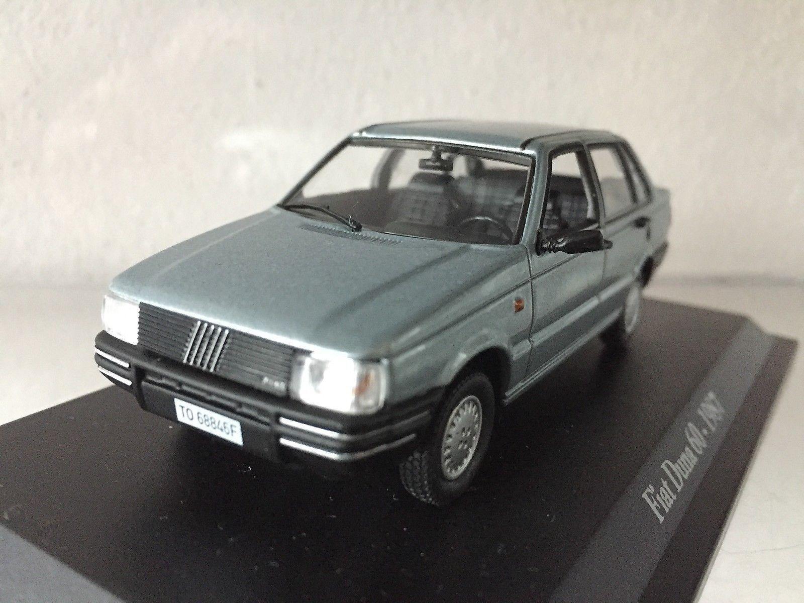 294 Fiat Duna 60 1987 grau VERY RARE - NOREV 1 43