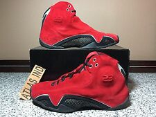 c2631f9b276d Air Jordan 21 XXI OG Red Suede 313495-602 Size 11 With OG Box. Great ...