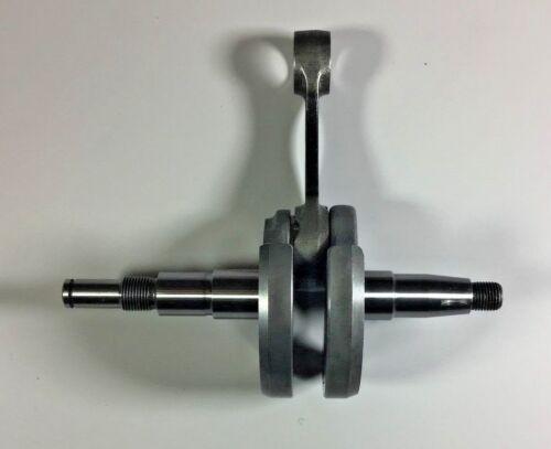 Kurbelwelle für Stihl MS650 MS660 und Stihl 066 wenn Polradseite M10 Gewinde hat