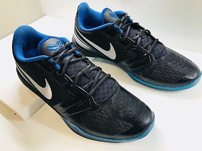 fd4671a93ce0 Nike Kobe Bryant Shoes Dominate Basketball Athletic Sneakers Men s Size 14  Black