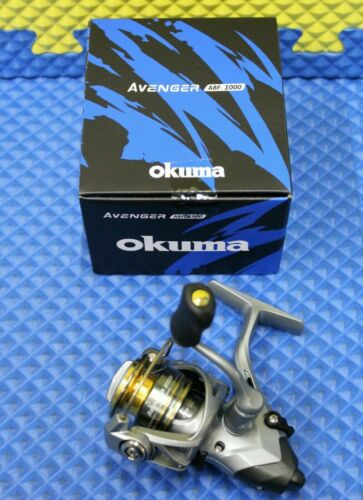 Okuma Avenger Baitfeeding Spinning Reel ABF Series CHOOSE YOUR MODEL!