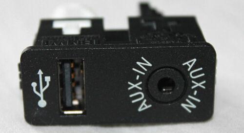 BMW 1 2 3 4 f20 f21 f22 f30 f31 f32 f34 x1 USB//AUX-In femelle neuf 9229246 Orig