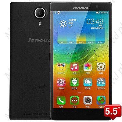 Lenovo K80M Intel Z3560 Quad Core 4G LTE Phone 2GB RAM 32GB ROM 4000mAh Negro
