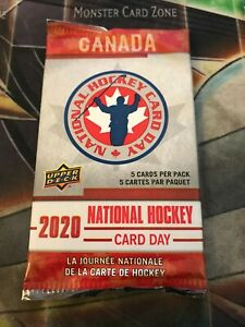 2020-UD-Upper-Deck-National-Hockey-Card-Day-Booster-Pack-1-pack-rare
