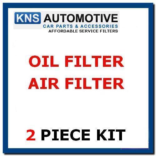 Citroen Berlingo II 1.6 Hdi Diesel 08-11 de aceite y filtro de aire Kit de servicio p28aa