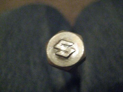 SUZUKI ENGINE CRANKCASE BOLT 8 X 105MM NOS!
